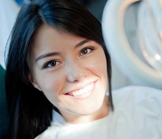 Smiling Patient   Peace Periodontics